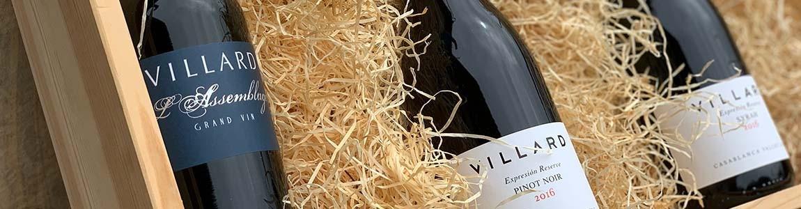 Výprodej vín, ročníků a posledních lahví z Francie, Argentiny a Chile.