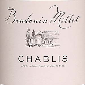 Chablis Baudouin Millet