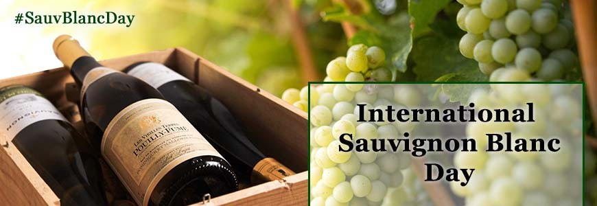 International Sauvignon Blanc Day 2020!
